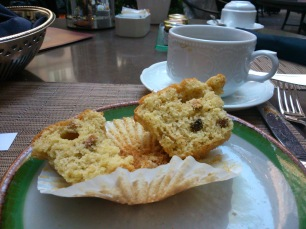 Muffins del Four Seasons